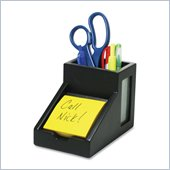 Victor Pencil Cup with Note Holder