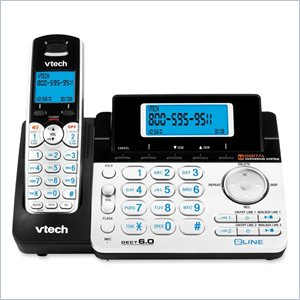 Vtech DS6151 Cordless Phone with Answering Machine