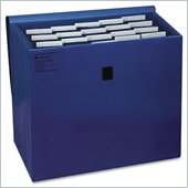Wilson Jones Insertable Tabbed Expanding File with Flap