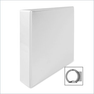 Wilson Jones A-4 White Ring Binder