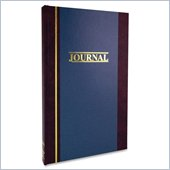 Wilson Jones S300 Single Entry Ledger Book
