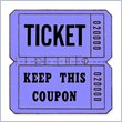 ADD TO YOUR SET: Maco Double Coupon Roll Ticket