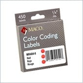 Maco Color Coding Label