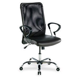Lorell 86000 Series Executive Mesh Swivel Chair