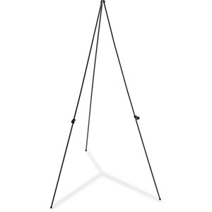 Lorell Adjustable Display Folding Easel