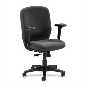 Lorell Sculptured Task Chair