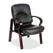Lorell Woodbridge Guest Chair
