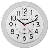 Lorell 60985 Round Profile Radio Controlled Wall Clock