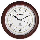 Lorell 60986 Radio Control Wall Clock