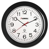 Lorell Radio Controlled Wall Clock