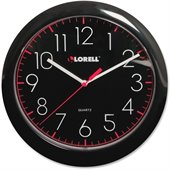 Lorell 60995 Wall Clock