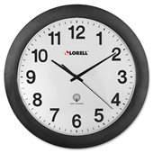 Lorell 60997 Radio Controlled Wall Clock