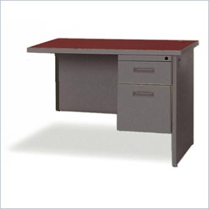 Lorell Durable Desk Return
