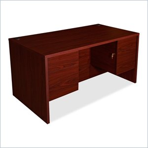 Lorell 68000 Series Pedestal Desk