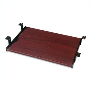 Lorell Sliding Keyboard Tray