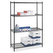 Lorell Starter Shelving Unit