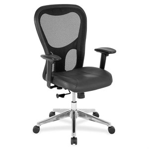Lorell Mid Back Executive Chair