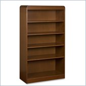 Lorell 4-Shelves Bookcase
