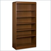 Lorell 6-Shelves Bookcase