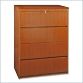Lorell 88017 Four Drawer Lateral File