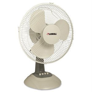 Lorell 44551 Desk Fan
