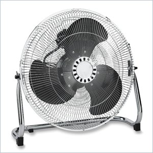 Lorell 44554 Floor Fan