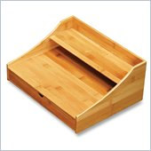 Lorell Desk Organizer with Drawer