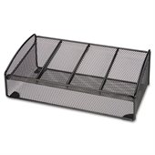 Lorell Mesh Desk Valet
