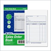 Adams Carbonless Sales Order Books