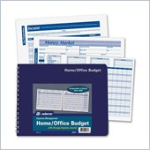 Adams Home/Office Budget Record Book