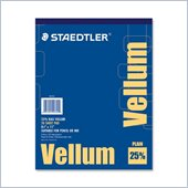 Staedtler Vellum Paper Pad