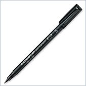 Lumocolor Staedtler Fibre-Tip Porous Point Pen