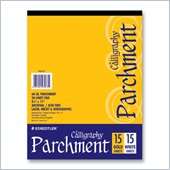 Staedtler Calligraphy Parchment Paper