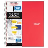 Mead Five Star 1-Subject Notebook