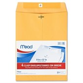Mead Heavyweight Clasp Envelopes