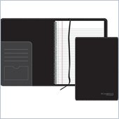 MeadWestvaco Refillable Cover Business Notebook