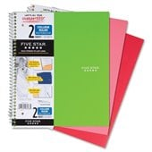 Five Star 2-Subject Wirebound Notebook