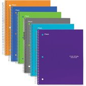 Five Star 1-Subject Trend Notebook