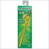 Dixon Ticonderoga Pencil with Eraser