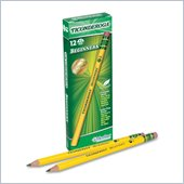 Dixon Ticonderoga Beginner Pencil with Eraser
