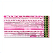 Dixon Breast Cancer Awareness Pencil