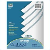 Pacon Array Classic Card Stock