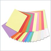 Pacon Array Jumbo Pack Assortment Card Stock Paper