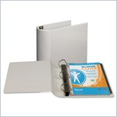 Samsill DXL Locking D-Ring Binder