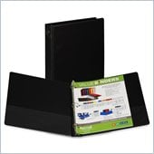 Samsill Suede Embossed Value Ring Binder