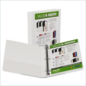 Samsill Insertable D-Ring Binder