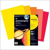 Astro Astrobrights Premium Colored Paper