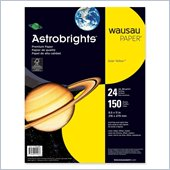 Wausau Paper Astrobrights Premium Paper