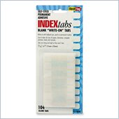 Redi-Tag Permanent Write-On Index Tabs