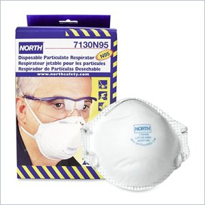 North N95 Dust &amp; Mist Respirator